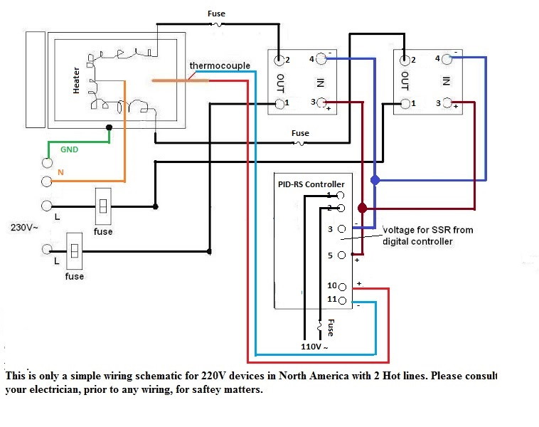 pid controller wiring diagram for heat enthusiast wiring diagrams u2022 rh rasalibre co heat trace controller wiring diagram Sterling SPP Fire Pumps Wiring Diagrams